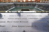 New York 9-11 Memorial — Stockfoto