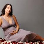 Pregnant woman — Stock Photo #6455606