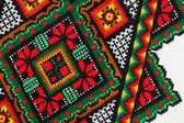 Ethnic Ukrainian Embroidery — Stock Photo