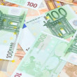 Euro money — Stock Photo #24552253