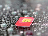Sim card — Stock Photo