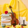 Stock Photo: Violin