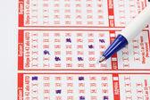 Lottery — Stockfoto
