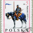 Postage stamp — Stock Photo #21109951