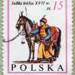 Postage stamp — Stock Photo #21109961