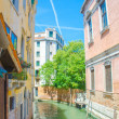 City views of venice in Italy — Stock Photo #12648638