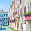City views of venice in Italy — Stock Photo #13293413
