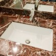 Royalty-Free Stock Photo: Sink in marble stand