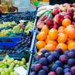Fruits at market stall — Stock Photo #15155667