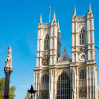 Westminster Abbey on bright summer day — Stock Photo #21213475