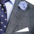 Formal suit in fashion concept - Foto Stock