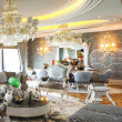 BAKU, AZERBAIJAN - JUNE 11: Ambassador suite of Jumeirah Bilgah - Stock Photo