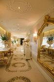 BAKU, AZERBAIJAN - JUNE 11: Ambassador suite of Jumeirah Bilgah — Stock Photo