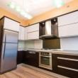 Interior of modern kitchen — Foto Stock