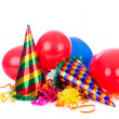 Party items — Stock Photo #31428845