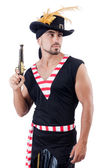 One eyed pirate — Stock Photo