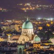 Jewish Synagogue of Florence from top — Stock Photo #32505735