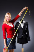 Young tailor — Stock Photo