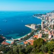 Monte Carlo view on summer day — Stock Photo