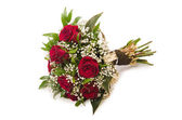 Nice roses in celebration concept — Stock Photo