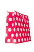 Colourful shopping bag — Zdjęcie stockowe