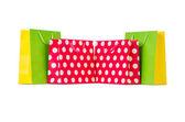 Renkli alışveriş torbaları — Stok fotoğraf