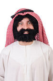 Funny arab man — Foto Stock