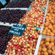 Cherries and apricots — Stock Photo #45288599