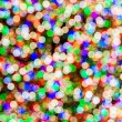 Blurred colorful lights — Stock Photo #45549245
