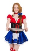 German girl — Stock Photo