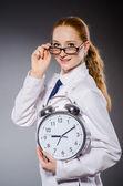 Femme médecin — Photo