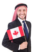 Arab man — Stock Photo