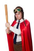 Funny hero — Stockfoto