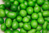 Green sweets — Stock Photo