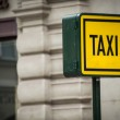Taxi sign — Stock Photo #48593931