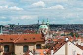 Rooftops in Prague — Stock Photo