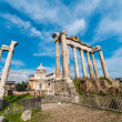 Ancient Rome ruins — Stock Photo #48619115
