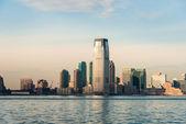 Şehir merkezindeki manhattan — Stok fotoğraf