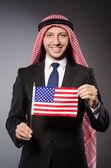 阿拉伯世界的青年 — 图库照片