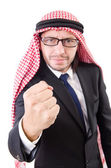 Arab  businessman — Stock Photo