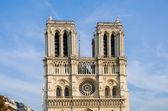 Notre dame cattedrale de paris — Foto Stock