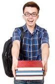 Legrační student — Stock fotografie