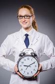 Woman doctor — Stock Photo