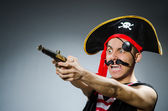 Funny pirate — Stock Photo