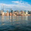 Manhattan downtown — Stock Photo #49404253