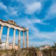 Постер, плакат: Ancient Rome ruines