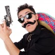Funny mexican — Stock Photo #49723779