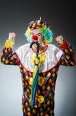 Clown — Stockfoto