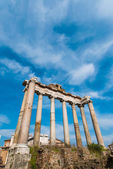Ancient Rome runis — Stock Photo