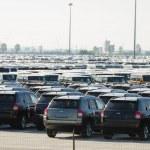 ������, ������: Cars distribution center